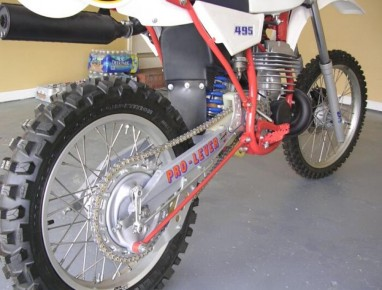 1983 KTM 495