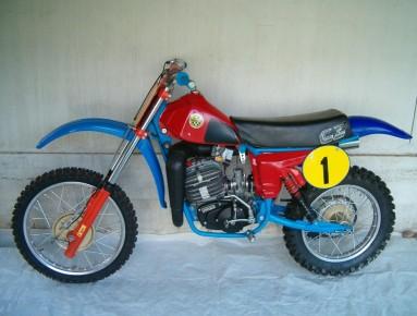 "1981 ""Puki"" CZ 380"