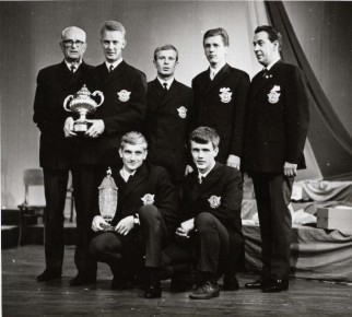 Motocross Des Nations, 1967 winning Swedish Team!