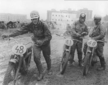 Torsten DNF's in Barcelona, 1962.  Smith and Lampkin win