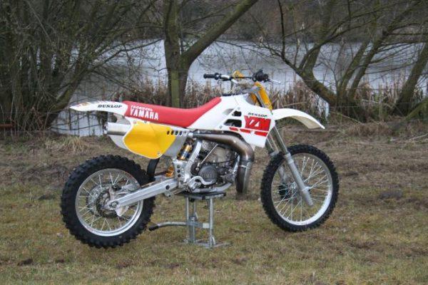 1988 Yamaha OW500