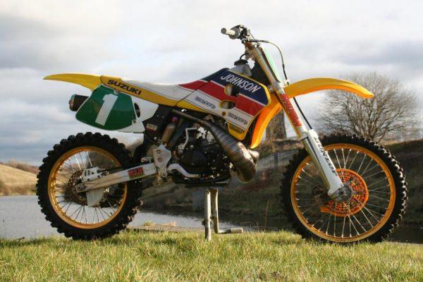 1994 Suzuki RH250