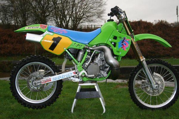 1990 Kawasaki SR500