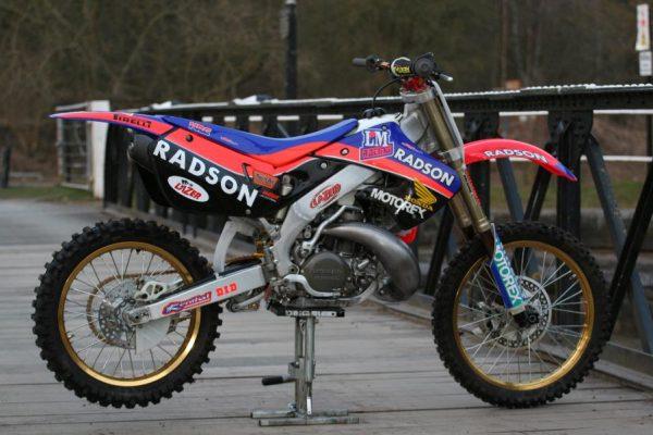 1999 Honda RC250
