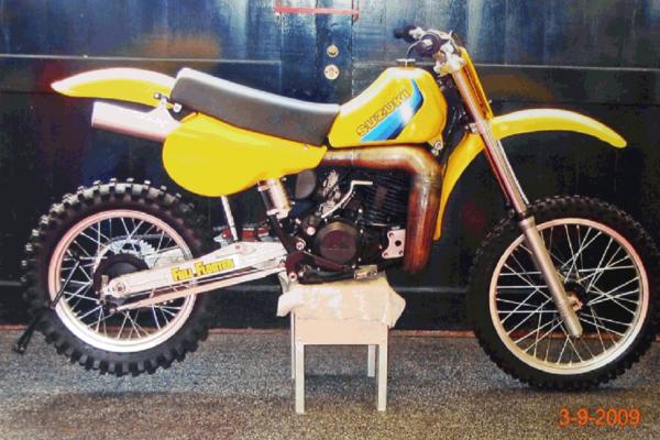 1982 Suzuki RN500
