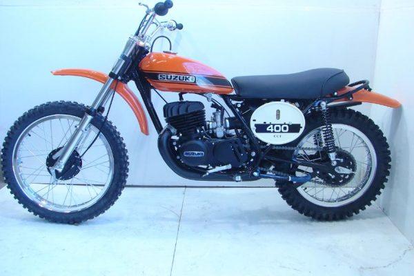 1971 Suzuki TM400