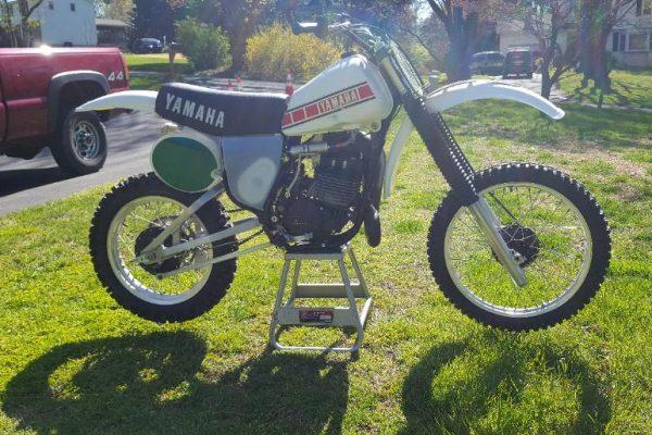 1980 Yamaha OW40