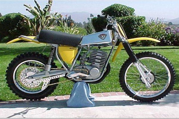 1973 Wheelsmith Maico 400