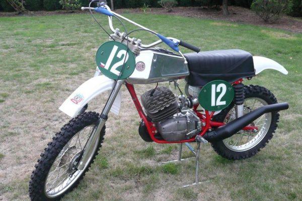1974 Works CZ 250