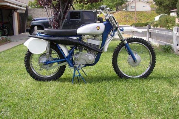 1967 Suzuki RH67