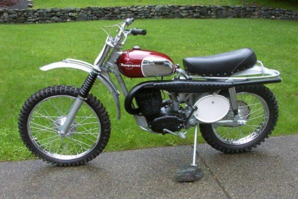 1967 Husqvarna 360