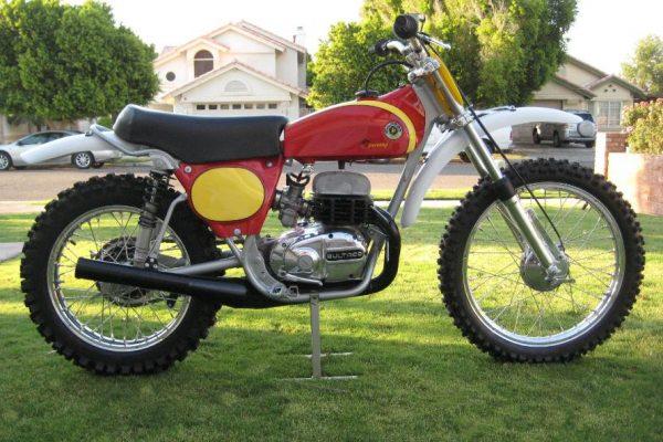 1974 Bultaco 250
