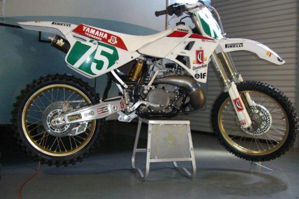 1992 Yamaha OW250