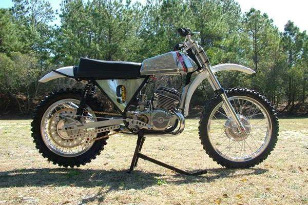 1973 CZ 250