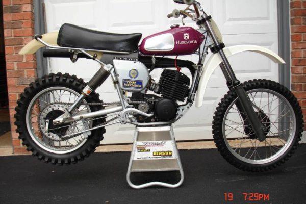 1976 Husqvarna 360