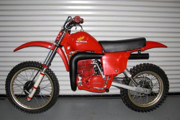 1978 Honda RC500