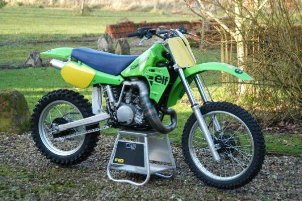 1984 Kawasaki SR500