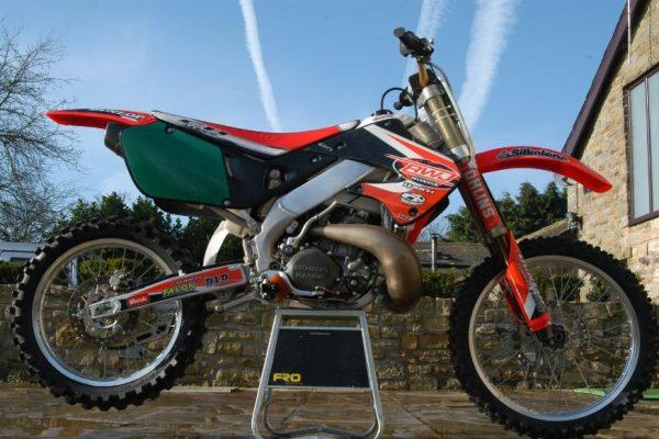 1994 Honda RC250
