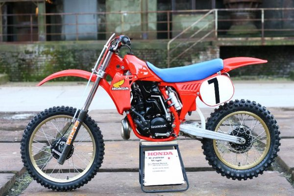 1982 Honda RC250