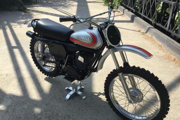 1972 Yamaha DT2MX