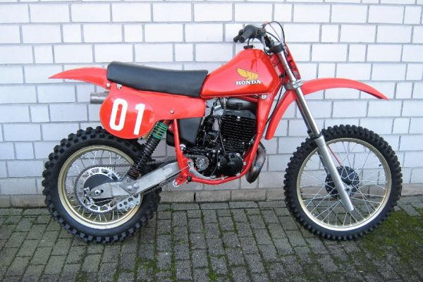 1979 Honda RC500M