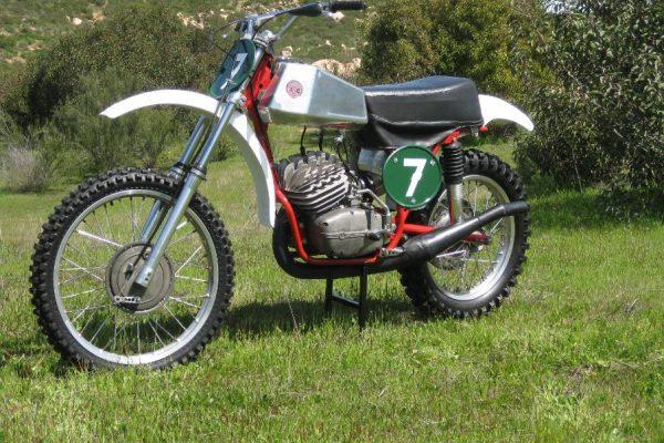 Falta's 1974 Works CZ250