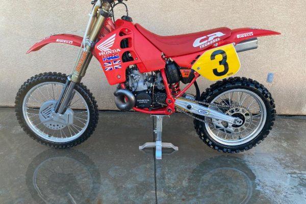 1989 Honda RC500