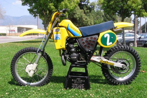 1982 Suzuki RH250