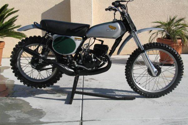 1974 Honda Elsinore 125