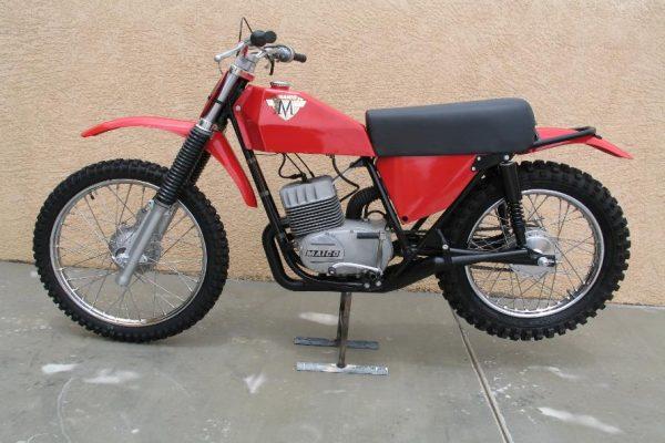 1973 Maico 125
