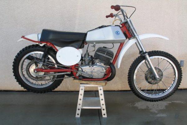 1974 CZ 400