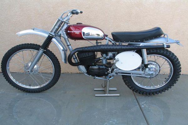 1966 Husqvarna 250