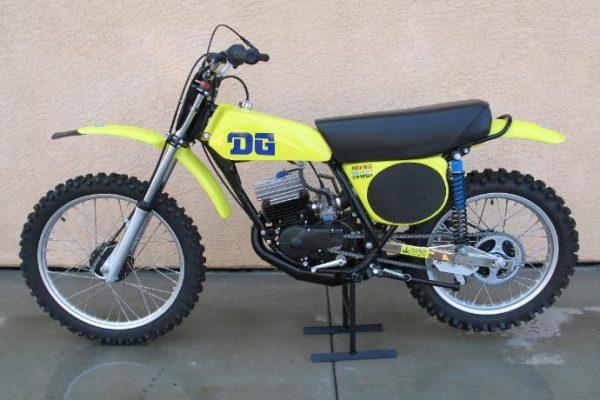 1975 DG Honda Elsinore 125