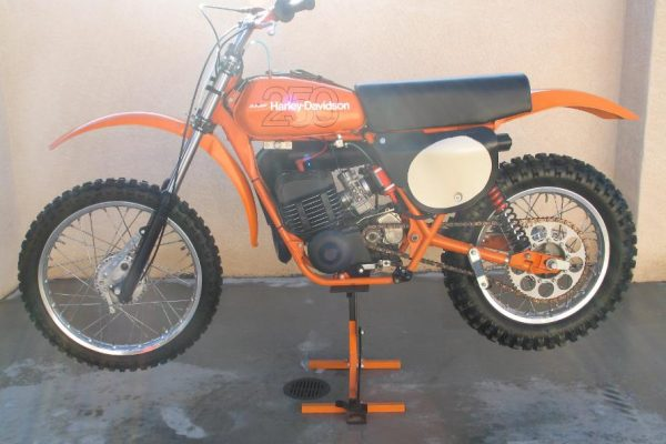 1978 Harley Davidson MX250