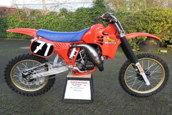 1982 Honda RC125