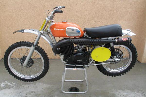 1972 Husqvarna 450