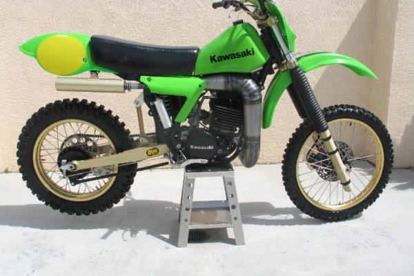 1982 Kawasaki SR500