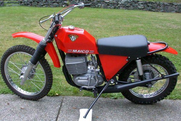 1973 Maico 501