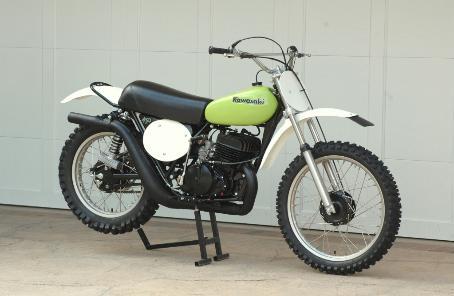 1974 Kawasaki KX450