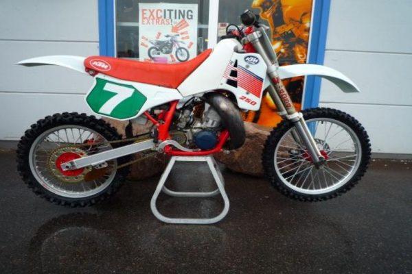 1988 Factory KTM 250