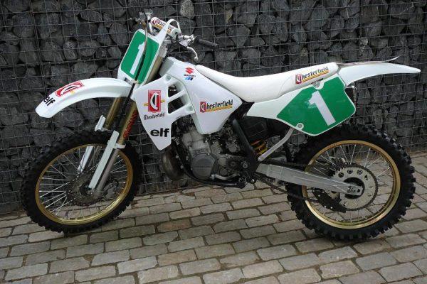1991 Suzuki RH250