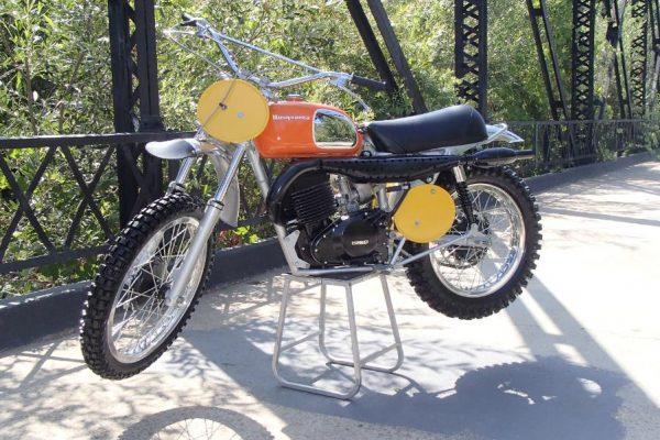 1972 Husqvarna 450WR