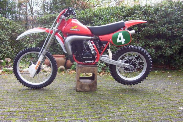1981 Honda RC250M