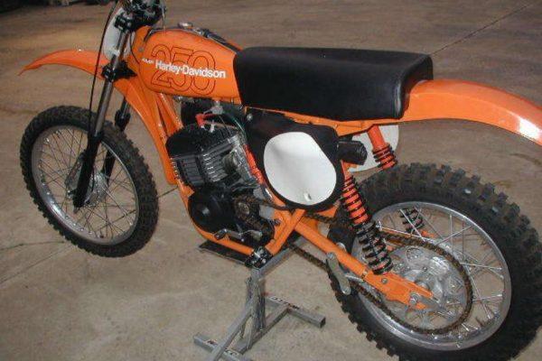 1978 Harley Davidson 250MX