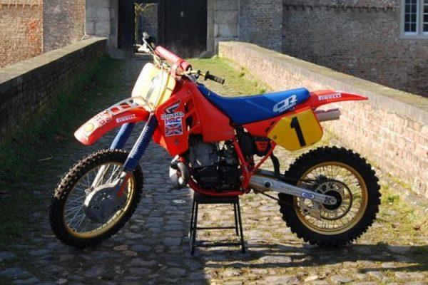 1987 Honda RC500