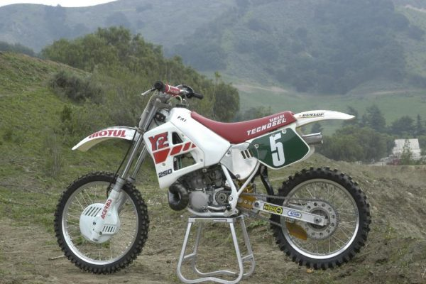 1988 OW 250 Yamaha