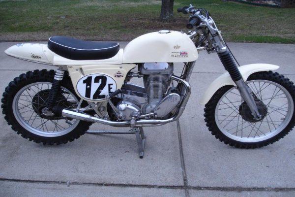 1958 AJS Metisse 350cc