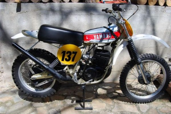 1973 Yamaha OW13