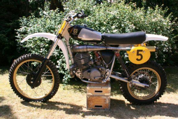 1979 Husqvarna 430