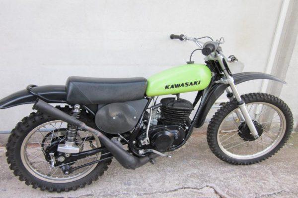 1973 Kawasaki F11M